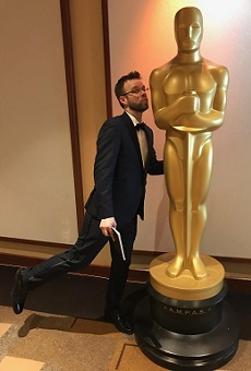 Mar 2018: My Oscars Adventure