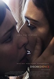 May 2018: Disobedience