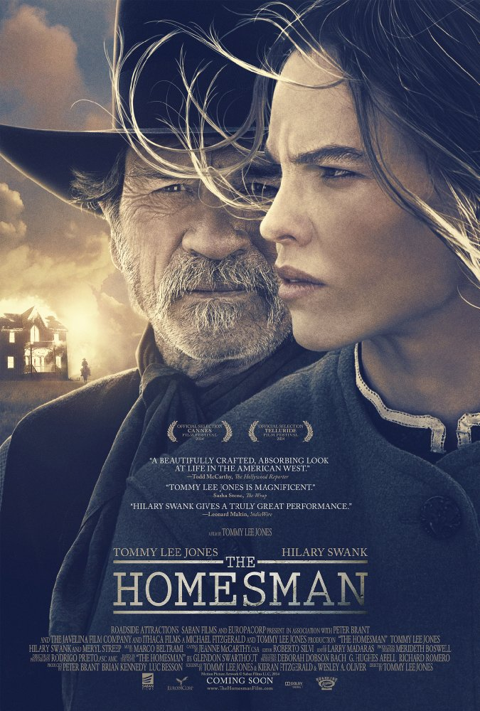 Dec 2014: The Homesman