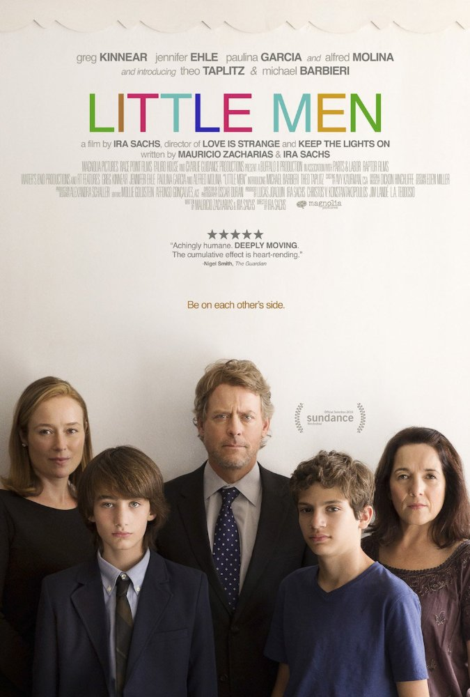 Sep 2016: Little Men