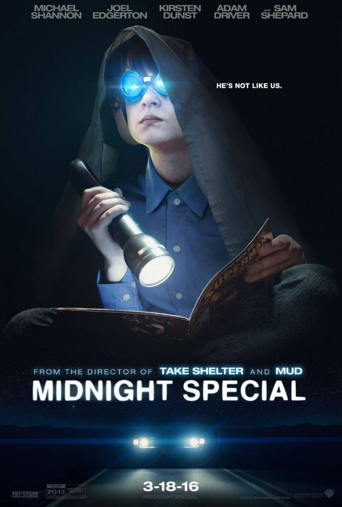 Apr 2016: Midnight Special