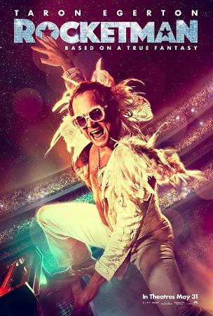 Jun 2019: Rocketman