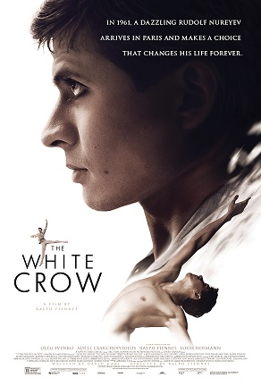 May 2019: The White Crow